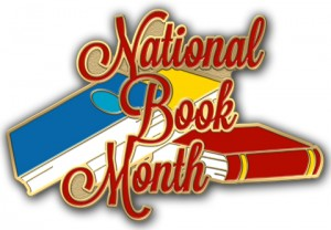 October is National Book Month